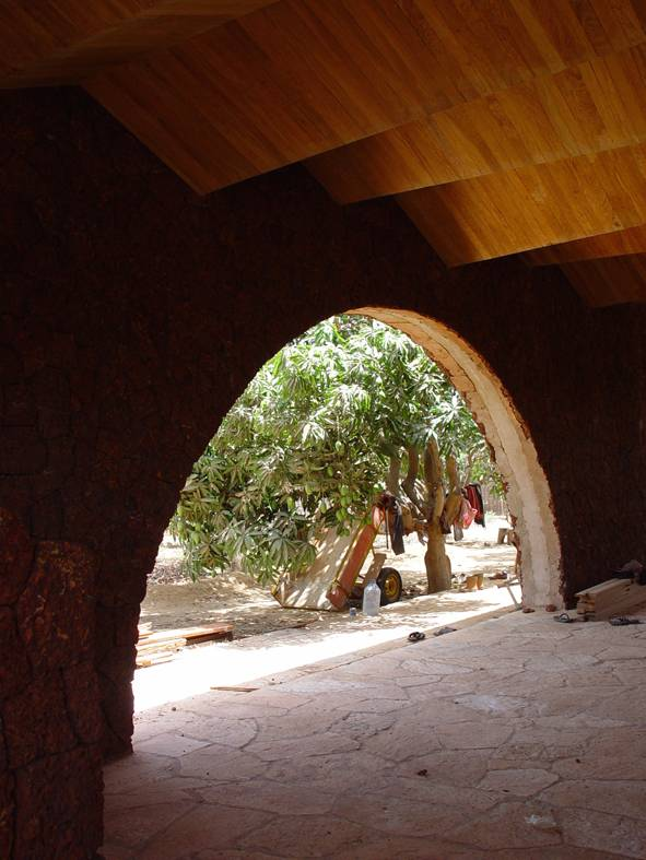 Element A_House with Stone Walls Senegal_05