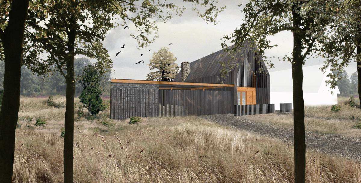 Element A_The Wooden House with Two Verandas_01
